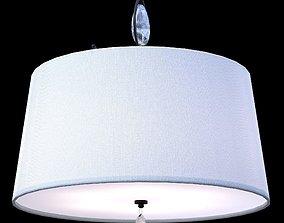 3D model chandelier Crystal Lux Arabesque PL6 Chandelier