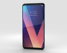 LG V30 Moroccan Blue 3D android
