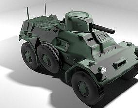 Armoured Car - Ferret 3D