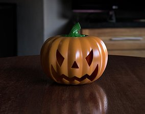 3D print model Spooky Pumpkin