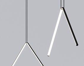 Flos ARRANGEMENTS BROKEN LINE 3D