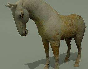 Horse Statuette K 3D model