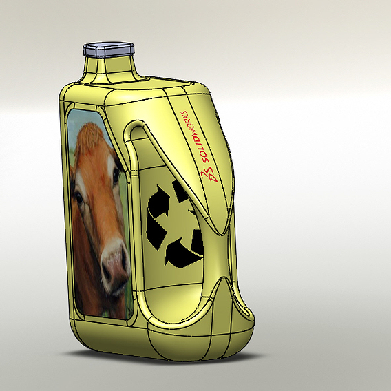 Liquid Storage Container