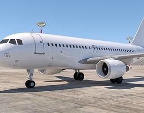 3D model AIRBUS A319