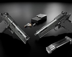 STI DVC 2011 Handgun 3D asset