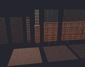 3D asset Formwork Reinforcment