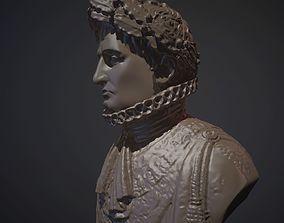 Napoleon - Lady lever art Gallery 3D printable model