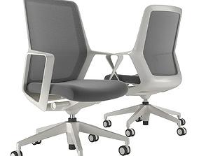 OFS Flexxy Executive Chair 3D