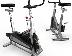 3D model Sport Bike - Spinning Pro