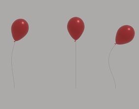 3D model Balloon improved