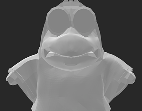 Toady - Mario Party 3D print model