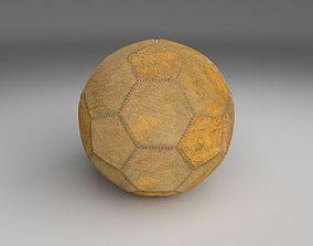 Used Football 3D model
