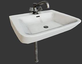 Sink PBR 3D model