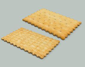 bun Biscuit 3D model
