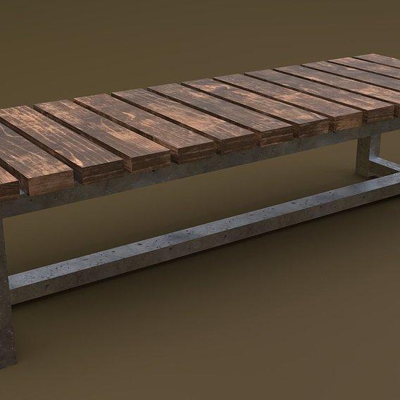 Bench 06 R
