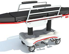 Medical Stretcher 3D