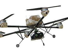 3D model Airrobot - Drone
