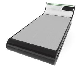 bed sci-fi 3D asset