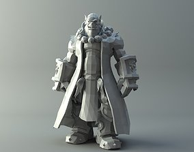 Thrall - Word of Warcraft 3D printable model