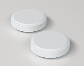 Medicine Pill 5 3D model