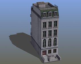 3D model Old Row House