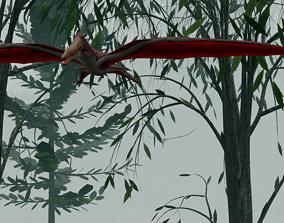 3D asset Pterodactylus