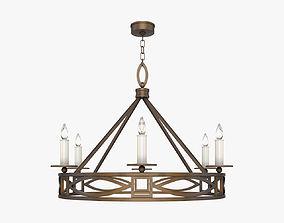 Fine Art Lamps Cienfuegos 887640 3D model