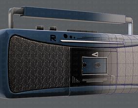 3D model Radio V01