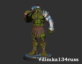 hulk gladiator 3D printable model