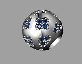 Diamond Bead 3D print model
