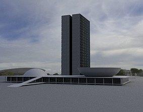 3D governo Congresso Nacional - Brasilia