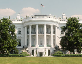 3D model The White House Ultimate Edition