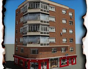 Building urban 3D asset realtime