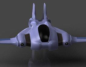 Aquajet 3D print model