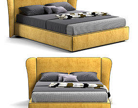 3D model Bed Felis Paris