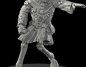 Medieval Skeleton 1 3D printable model