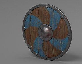 3D asset Viking Fantasy Shield