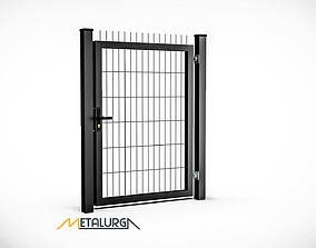 3D Gates made in Solidworks