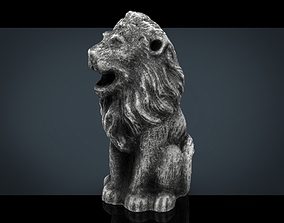 Leon Statue 3D model