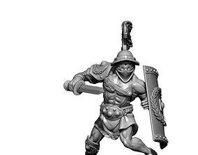 gladiator - Titus 3D print model - murmillo 35mm