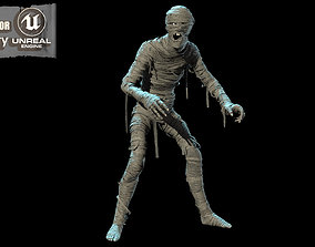 3D model MummyGameReady