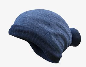 Bobble Hat 3D asset