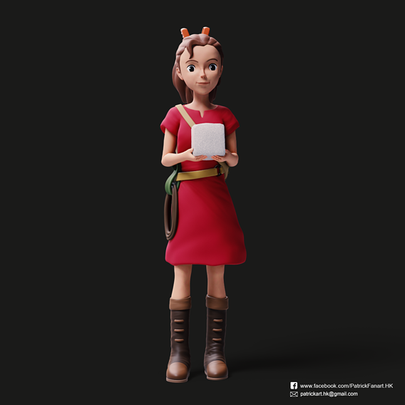 Arrietty(The Secret World of Arrietty)