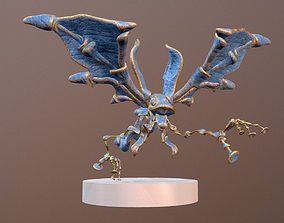 Blue Fenix 3D model