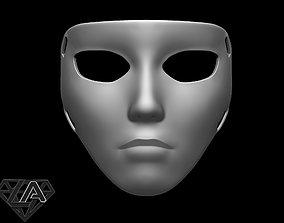 3D printable model COD MW 2019 Roze Murk custom Mask