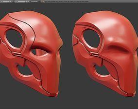 3D printable model Deathstroke Helmets