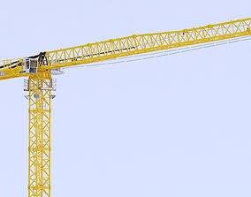 Tower Crane Liebherr 250 EC-B 12 Litronic 3D model