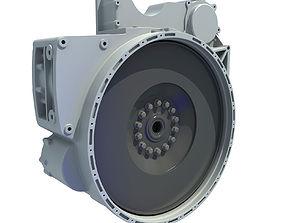 Clutch Flywheel 1 3D model