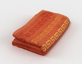 Towel 002 3D model