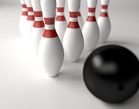 Bowling Sets 3D